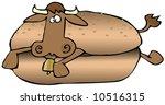 beef sandwich | Shutterstock . vector #10516315