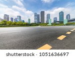 panoramic skyline and buildings ... | Shutterstock . vector #1051636697