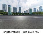 panoramic skyline and buildings ... | Shutterstock . vector #1051636757