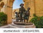 Valletta  Malta   May  2016 ...