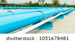 water pvc pipe section   Shutterstock . vector #1051678481