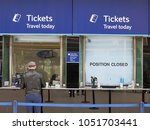 liverpool  england   april 16 ... | Shutterstock . vector #1051703441