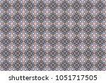 Raster Checkered Fabric Textur...