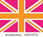 Vector Image Of A Union Jack  ...