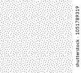 seamless background with random ... | Shutterstock . vector #1051789319