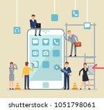 mobile application creation...