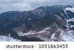 ski resort jasna slovakia... | Shutterstock . vector #1051863455