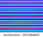 multicolored parallel... | Shutterstock . vector #1051868645