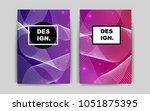 dark purple  pink vector layout ...
