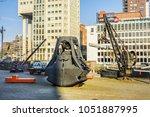 rotterdam  the netherlands  ... | Shutterstock . vector #1051887995