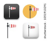 flat vector icon   illustration ... | Shutterstock .eps vector #1051913291