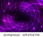 abstract 3d space background...   Shutterstock .eps vector #1051916744