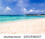 los roques  wonderful... | Shutterstock . vector #1051948337