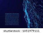abstract vector illustration....   Shutterstock .eps vector #1051979111