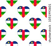 seamless pattern from the... | Shutterstock .eps vector #1051993601
