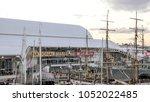 sydney  australia   october 8 ... | Shutterstock . vector #1052022485