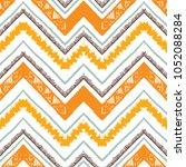 ethnic seamless pattern in...   Shutterstock .eps vector #1052088284