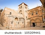 Church Of The Holy Sepulchre...