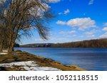 hudson valley park during... | Shutterstock . vector #1052118515