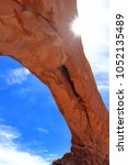 arches national park  usa  | Shutterstock . vector #1052135489