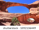 arches national park  usa  | Shutterstock . vector #1052136449