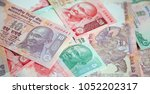 collection of the indian... | Shutterstock . vector #1052202317