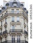Typical Parisian Architecture ...