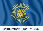 flag of the commonwealth of... | Shutterstock .eps vector #1052243339