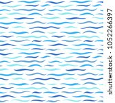 doodle style  hand drawn sea... | Shutterstock .eps vector #1052266397