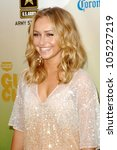 hayden panettiere at 3rd annual ... | Shutterstock . vector #105227219