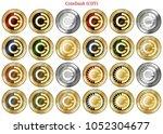 24 in 1 set of coindash  cdt  ...