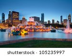 Buckingham Fountain. Image Of...