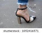 paris march 2  2017. street... | Shutterstock . vector #1052416571