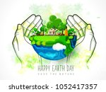 Earth Day. Eco Friendly Concep...