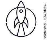 space cosmos interstellar...   Shutterstock .eps vector #1052480657