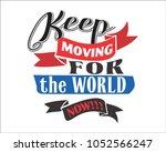 design for t shirt  sticker...   Shutterstock .eps vector #1052566247