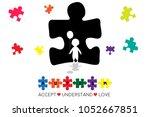 creative concept vector... | Shutterstock .eps vector #1052667851
