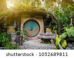 mae on  chiang mai  thailand  ...   Shutterstock . vector #1052689811