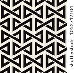 vector seamless pattern. modern ... | Shutterstock .eps vector #1052712104