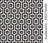 vector seamless pattern. modern ... | Shutterstock .eps vector #1052716499