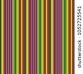 fabric stripe pattern vector. | Shutterstock .eps vector #1052725541