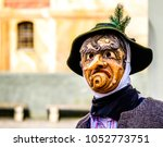 mittenwald  germany   february... | Shutterstock . vector #1052773751