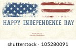 fourth of july patriotic... | Shutterstock .eps vector #105280091