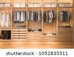 3d rendering modern... | Shutterstock . vector #1052835311