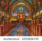 montreal  canada. 10th july ...   Shutterstock . vector #1052836745