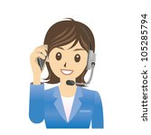 operator | Shutterstock .eps vector #105285794