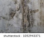 wooden surface with old paint... | Shutterstock . vector #1052943371
