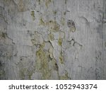 wooden surface with old paint... | Shutterstock . vector #1052943374