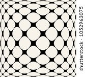 vector seamless pattern with... | Shutterstock .eps vector #1052963075