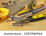 Carpenter tools   a carpenters...